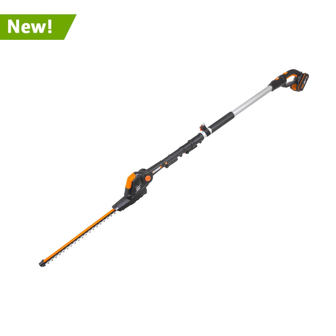 Worx 18v 20v Max Cordless Pole Pruner Saw Wg349e Worx